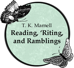Banner image of T. K. Marnell's blog